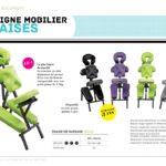 thumbnail of chaises de massage