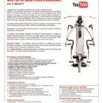 thumbnail of fiche tech Hoist Fitness V4-Select